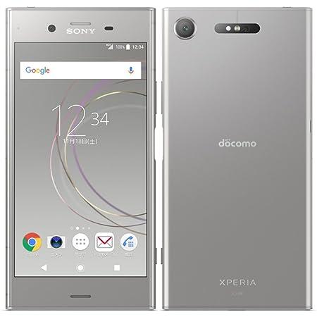 SONY(ソニー) Xperia XZ1 64GB ウォームシルバー SO-01K docomoロック解除SIMフリー