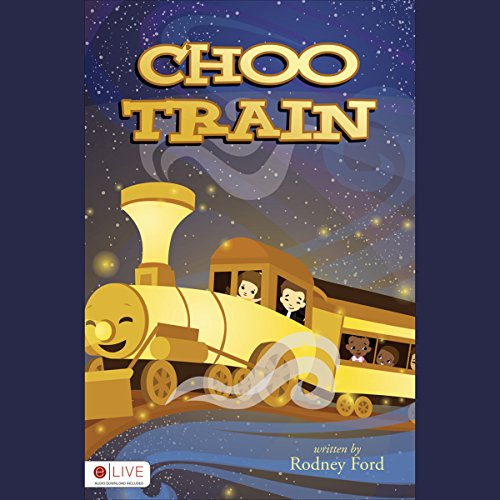 Choo Train audiobook cover art
