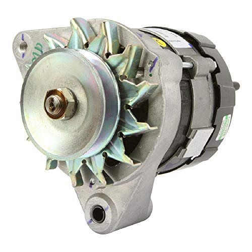 Complete Tractor New 2900-0500 Alternator Compatible with/Replacement for Mahindra Tractor 2810 3325 3505 3510-5556257R91 40001C01