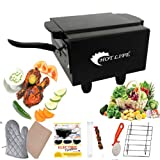 Hot Life nano size electric tandoor for home & Kitchen