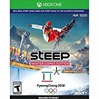 Steep Winter Games Edition Xbox One 急な冬のゲーム版 北米英語版 [並行輸入品]
