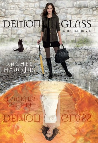 Image of Demonglass (A Hex Hall Novel (2))
