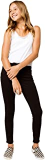 Rsq High Rise Ankle Skinny Girls Black Jeans