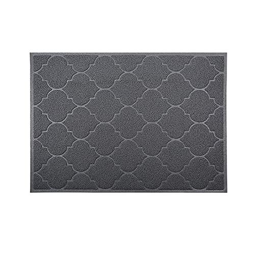 Large Door Mats,46x35 Inches XL Jumbo Size Outdoor Indoor Entrance Doormat, Waterproof, Easy Clean, Entryway Rug,Front Doormat Inside Outside Non Slip