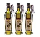 ARISTOS kaltgepresstes Extra Natives Olivenöl ( Vergine ) – 2x 500 ml feinstes original...