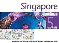 Popout Map Singapore (Popout Maps)