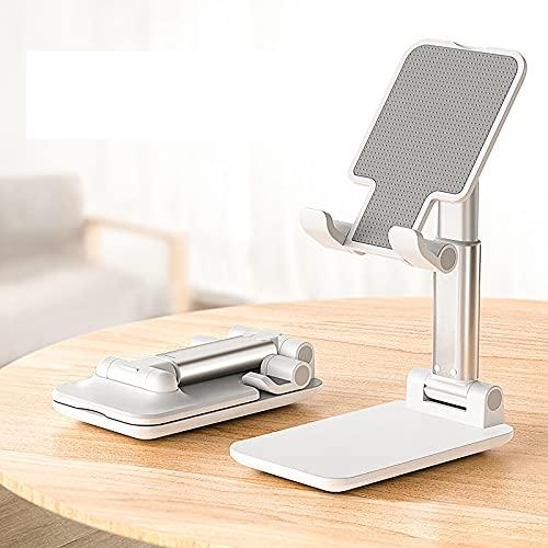 SHUIQI スマホ スタンド ホルダー 角度調整可能 携帯電話卓上スタンド:卓上 充電スタンド 横 縦 デスク置き台 aluminium スマフォスタンド For iPhone/ipad/switchなど