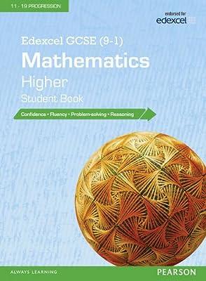 Edexcel GCSE (9-1) Mathematics: Higher Student Book (Edexcel GCSE Maths 2015) from Pearson Education