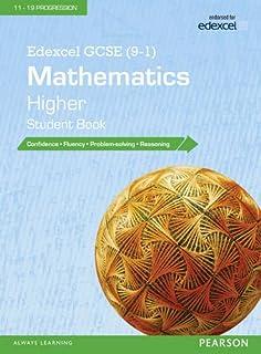 Edexcel GCSE (9-1) Mathematics: Higher Student Book