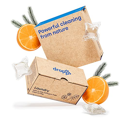 Dropps Stain & Odor Laundry Detergent Pac