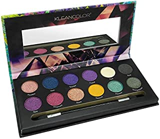 KLEANCOLOR 1PC GEM Rock Eyeshadow Palette ES169