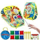 Bean Bag Toss Games Kit for kids...