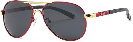 f0920a36f5 Kimorn Polarized Sunglasses For Men Pilot Style Metal Frame Retro Sun  Glasses K0553
