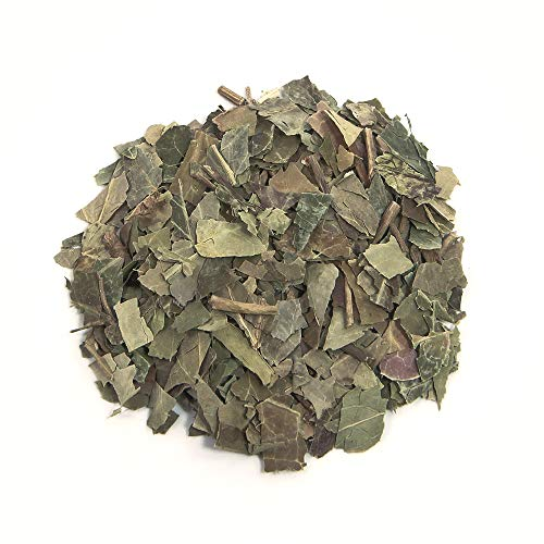 Herbis Natura Efeublätter Blätter geschnitten, aus biologischem Anbau, Hedera helix (100 Gramm)