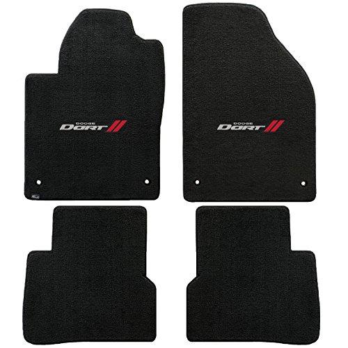 Fits 2013-2014 Dodge Dart Front & Rear Floor Mats...