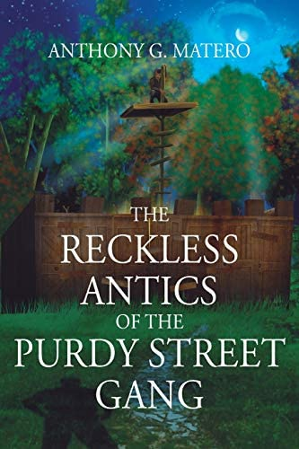 The Reckless Antics of The Purdy Street Gang product image