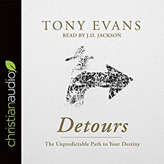 Detours audiobook cover art