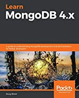 Learn MongoDB 4.x Front Cover