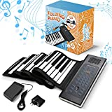 Roll Up Piano Folding Portable...