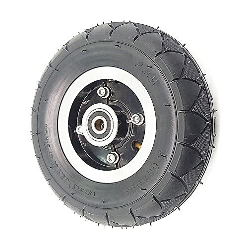 SUIBIAN Neumáticos de Scooter eléctrico, 200x50 neumáticos Antideslizantes Resistentes al Desgaste, adecuados para Piezas de Repuesto de neumáticos de Scooter de 8 Pulgadas,1 Pneumatic Wheel