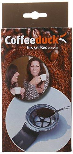 Noble Coffeeduck, Aluminium, 1-Pack