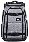 Quiksilver Men's Grenade Backpack, Light Grey Heather, 1SZ