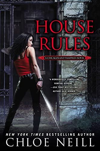 House Rules Chicagoland Vampires product image