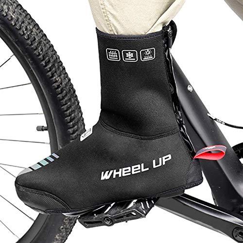 Fahrrad-Überschuhe, wasserdicht, Winter, Thermo-Überschuhe, warm, für Herren und Damen, Outdoor-Sport, Radfahren, Mountainbike-Überschuhe