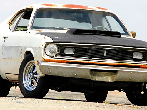 Farm-Find Rescue! Plymouth Duster Big-Block Swap