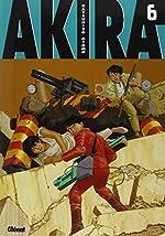 Akira, tome 6 - Chaos de Katsuhiro Otomo