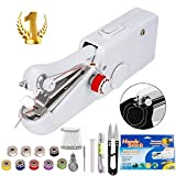 Best Hand Sewing Machines - Handheld Sewing Machine - Mini Cordless Portable Electric Review
