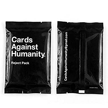 Cards Against Humanity Reject Expansion Pack