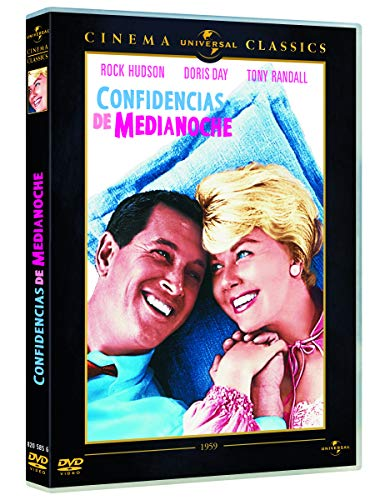 Confidencias de medianoche [DVD]