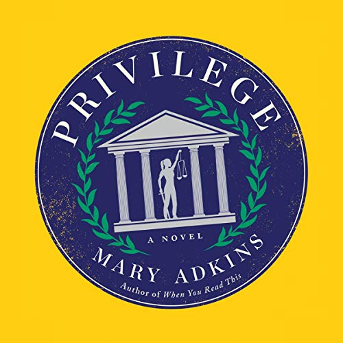 Privilege audiobook cover art