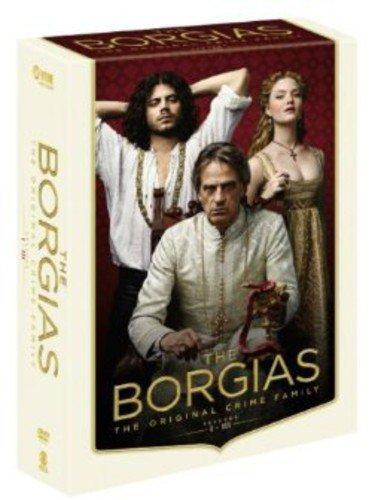 The Borgias  Complete Seasons 1-3 [Edizione: Regno Unito]