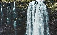 ジグソーパズル 1000 -木製パズル 大人 向け(6歳以上が適しています)   滝の自然景観