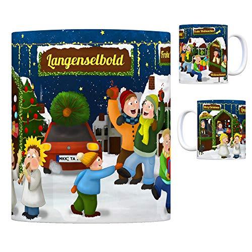 trendaffe - Langenselbold Weihnachtsmarkt Kaffeebecher