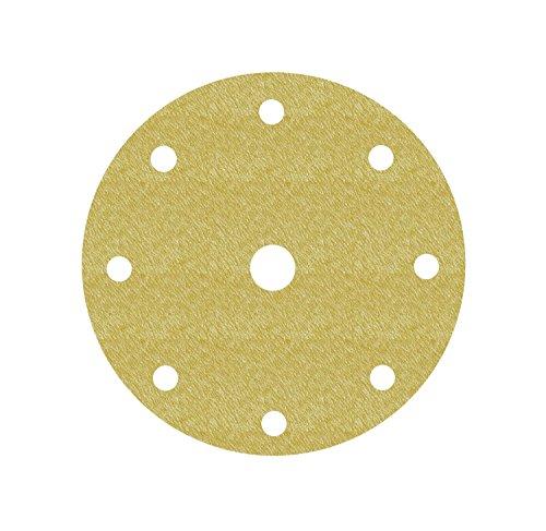 Preisvergleich Produktbild 3 M 00526 Hookit Disc 255P,  P400,  ld801 eine Öffnung (150 mm.) (100 Stück)