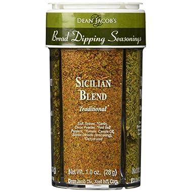 Bread Dipping Seasonings - Dean Jacob's 4 Spice Variety Pack