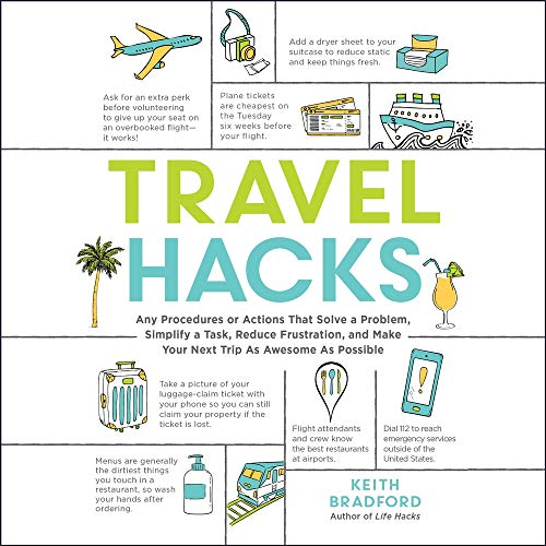 Travel Hacks cover art