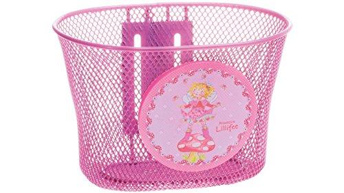 Prinzessin Lillifee Fahrradkorb mit Lenkerhalter, schraubbar