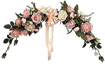 Best artificial floral swags Reviews