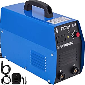 Mophorn 250A ARC Welder Dual 110V 220V ARC Welding Machine, ARC 250 Anti Stick Electric Welder Machine 20-250A, IGBT Inverter Digital Display LCD, DC Inverter Welder, Inverter Welding Machine Portable by Mophorn