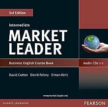 By David Cotton Market Leader Intermediate Coursebook Audio CDs (3rd Third Edition) [Audio CD]