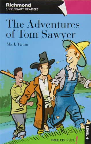 The adventures of Tom Sawyer, level 4 (Secondary Readers) - 9788466812610