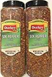 Durkee Six Pepper Blend, 22 Ounce (Pack of 2)