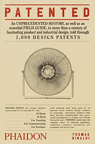 Patented: 1000 Design Patents