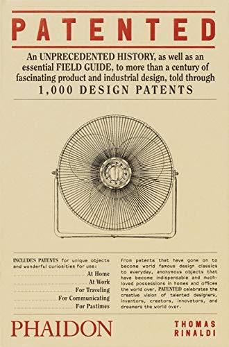 Patented: 1000 Design Patents