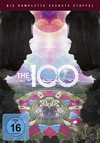 The 100 - Die komplette 6. Staffel [3 DVDs]
