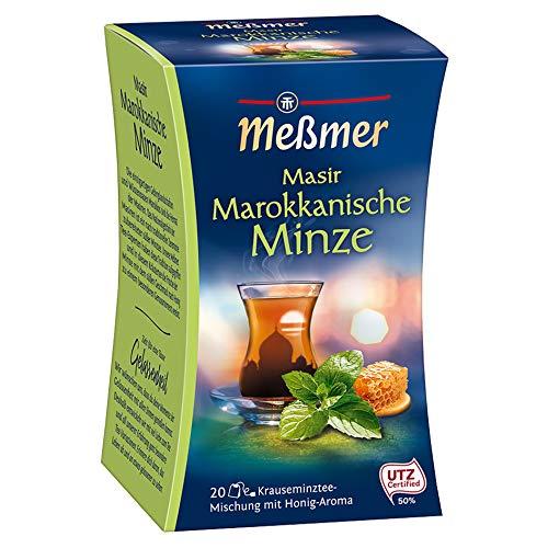 Meßmer Marokkanischer Masir Minze-Honig 8er Pack
